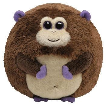 Ty Beanie Ballz Bananas the Monkey