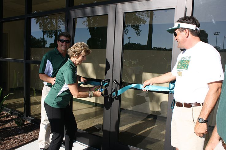 The ribbon has been cut. Mission accomplished!