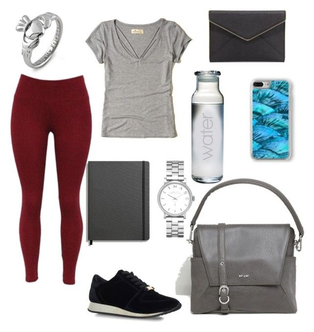 """""""31st July - Kyoto & Tokyo"""" by becca-niriain on Polyvore featuring Recover, Rebecca Minkoff, Shinola, Marc by Marc Jacobs, Carvela Kurt Geiger, Matt & Nat and Hollister Co."""