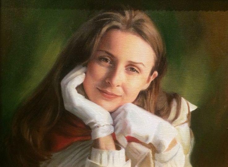 #portrait #oil #oilpaint #painting #art