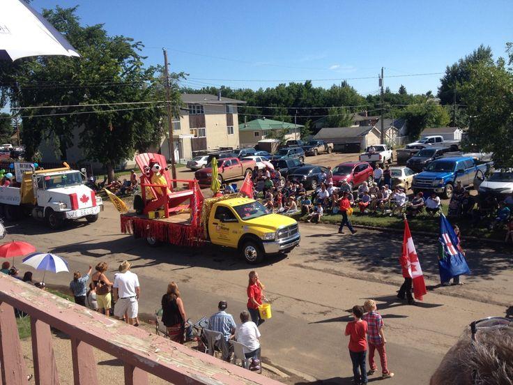 2014 Elks Pro Rodeo Parade!