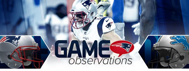 Game Observations: Edelman injury mars victory | New England Patriots