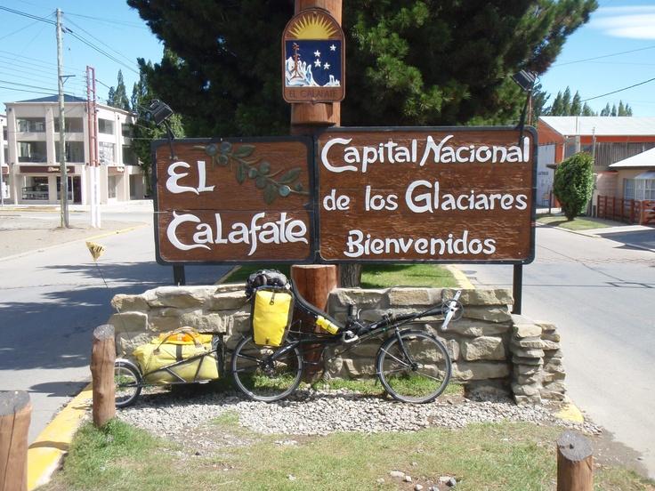 El Calafate - Argentina - Capital Nacional dos Glaciares