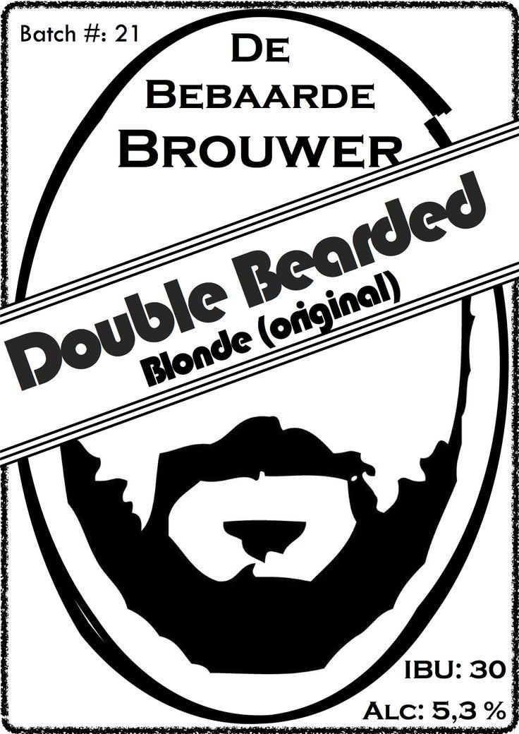 Dit belgisch blond bier is één van de resultaten van het Two Beards, One Blonde project, waarin De Bebaarde Brouwer, samen met een bebaarde vriend een klasiek belgisch blond heeft gebrouwen. Een klein deel van dit bier, is bij wijze van experiment, gelagerd op groene koffiebonen.
