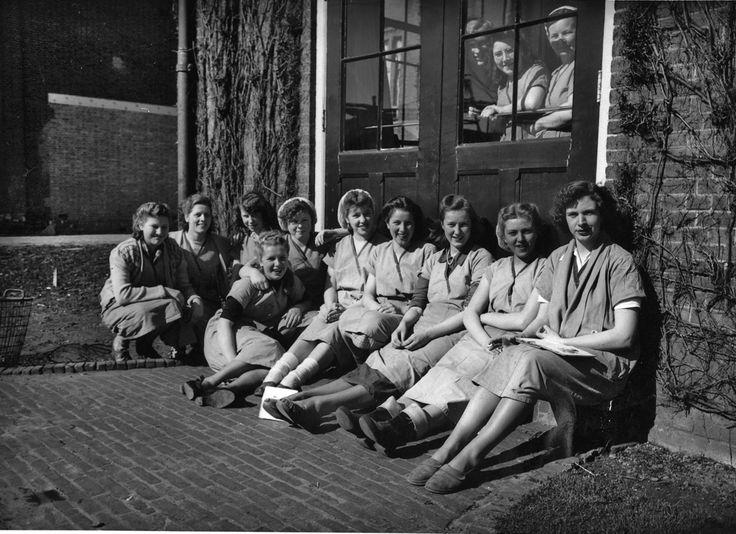 Meisjes van #Verkade hebben pauze | Verkade girls lunch break