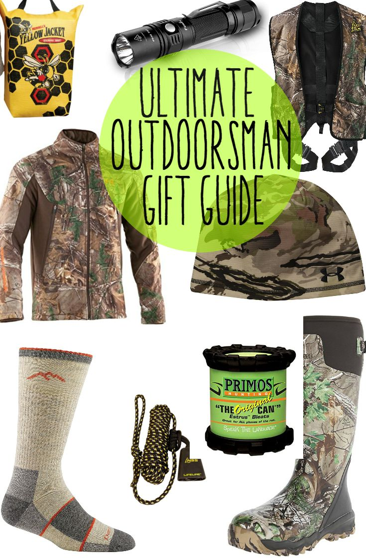 Ultimate Gift Guide for the Outdoorsman or Hunter in you ...