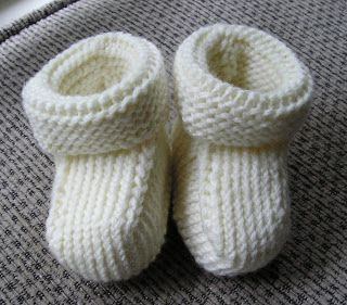 baby booties knitting patterns free | knitty bloggy baby bumpers: October 2007