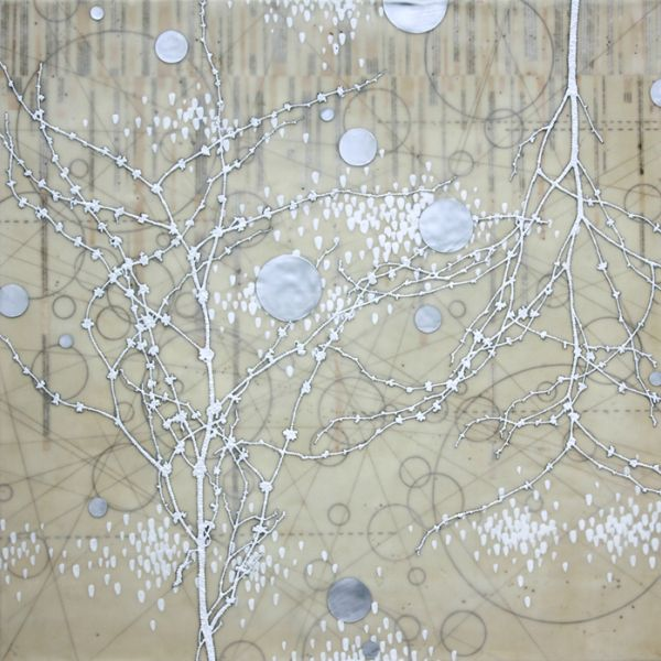 encaustic technique | Lisa Kairos: Open Studio