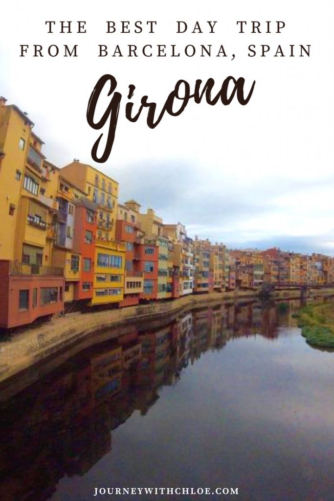 Girona in Spain is under an hour journey from Barcelona. It's home to different Game of Thrones filming locations, is full of beautiful architecture and displays authentic Spanish culture. Girona is the best day trip from Barcelona!