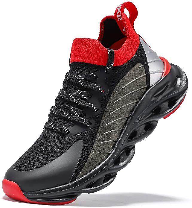 MEI NIAN GUAN Little//Big Kid Boys Girls Shoes Tennis//Running Sports Sneakers