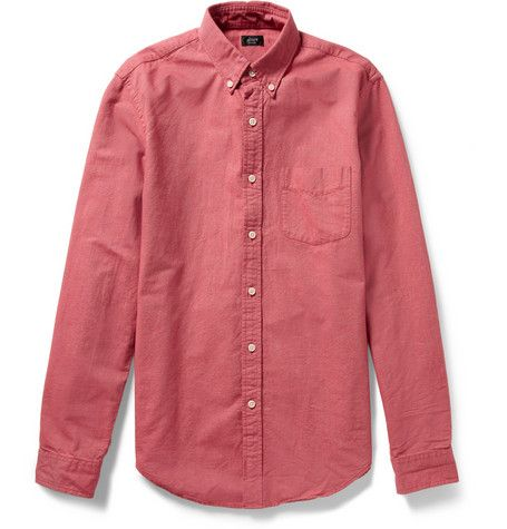The perfect pink shirt