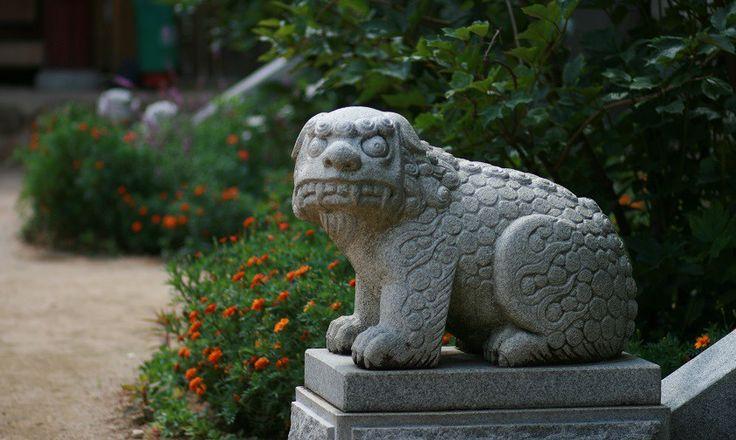 Mitologia coreana – Haetae / Haechi (해태) um símbolo de justiça