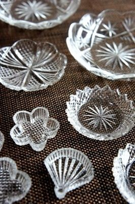 ガラス 小皿
