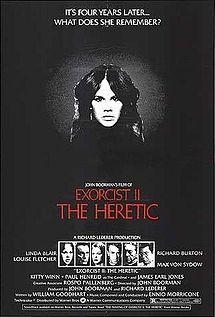 Exorcist II: The Heretic - 1977