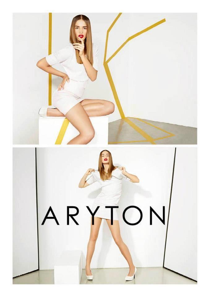 client: ARYTON // set design: Natalia Mleczak