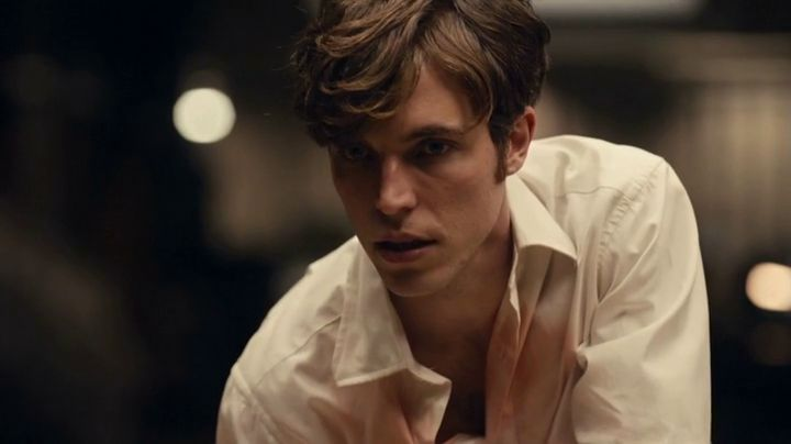 Tom Hughes, star of BBC's The Game
