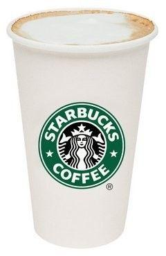 Skinny Vanilla Latte: Tasty, low-cal, and my weekend vice.