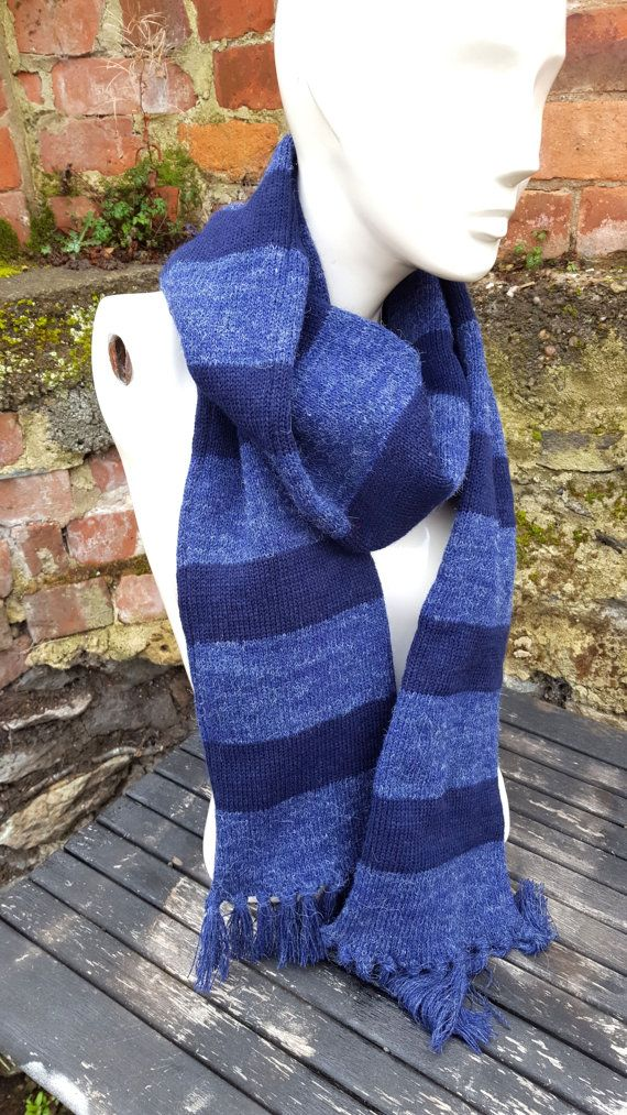 Sherlock Holmes inspired season 2 scarf by ThePhoenixRisesAgain