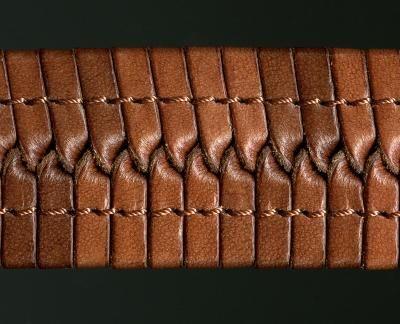 Como costurar couro em uma máquina de costura comum | eHow Brasil