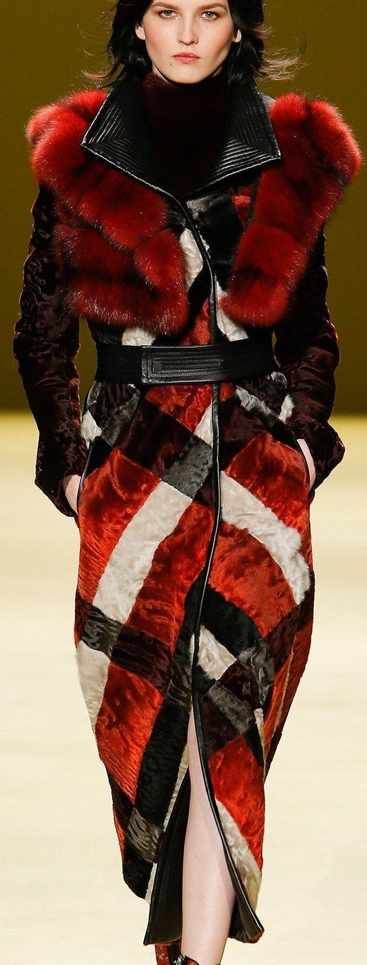 Before the Russian Revolution, Gilles Mendel's great-grandfather made furs for the House of Romanov...