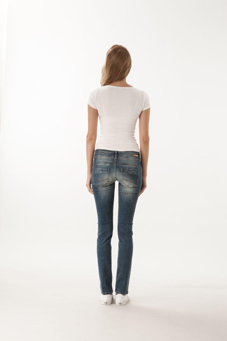 Melissa / Skinny Fit  #denim #CrossJeans