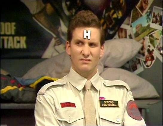 "RED DWARF: The World Loves A Bastard! A Character Review of Arnold Judas ""Big Man"" Rimmer 