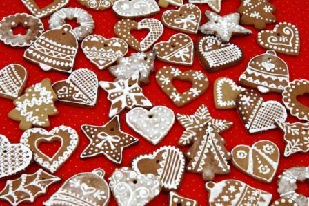 Jak upéct vánoční perníčky | recept