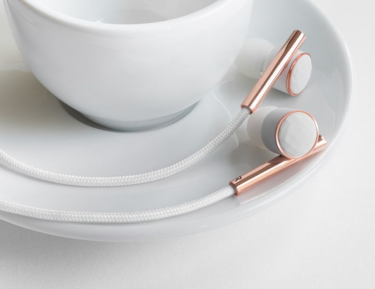 Caeden - On Ear, In Ear Headphones, and Connected Jewelry