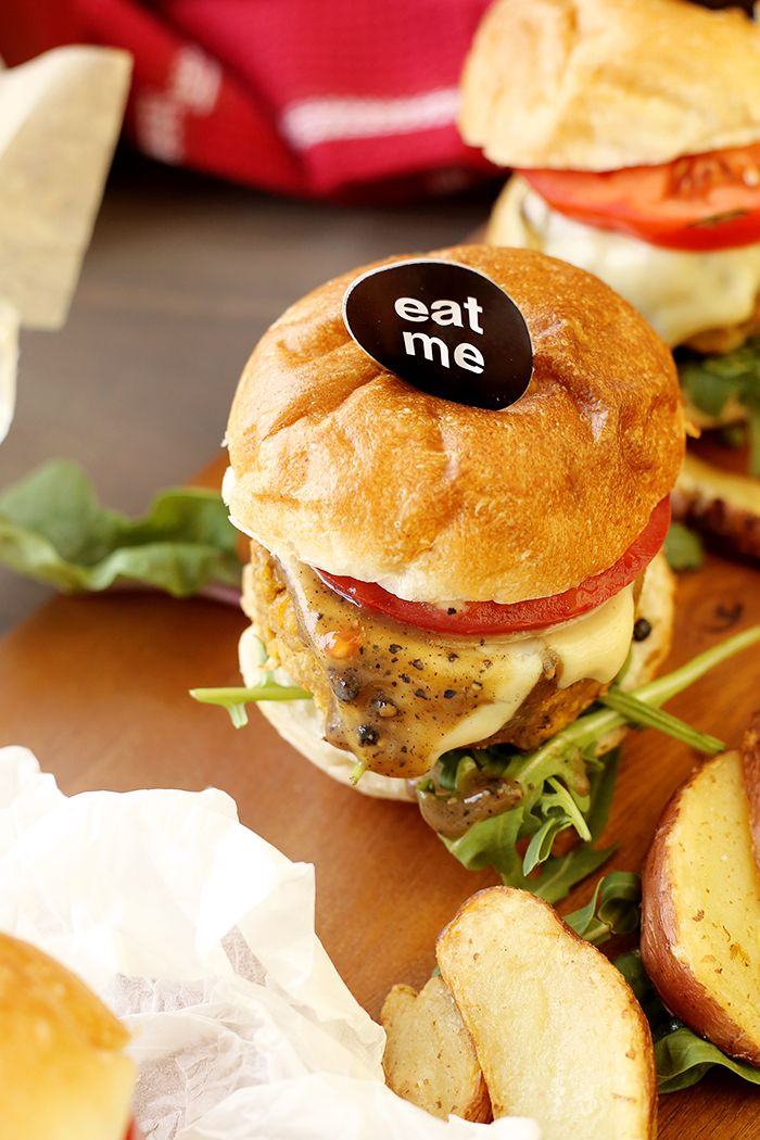 vegan black pepper burgers recipe - delicious and satisfying #veganfood #veganrecipes #simple #healthy #easy