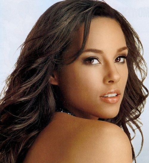 "Alicia Augello Cook             ""Alicia Keys"""