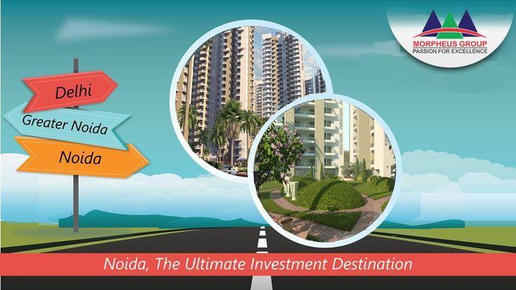 Located very close to delhi noida enjoys excellent