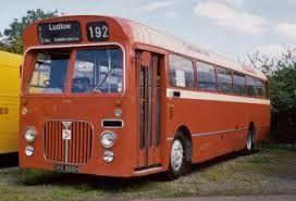 1969 BMMO S23 - NBC Midland Red UHA 956H