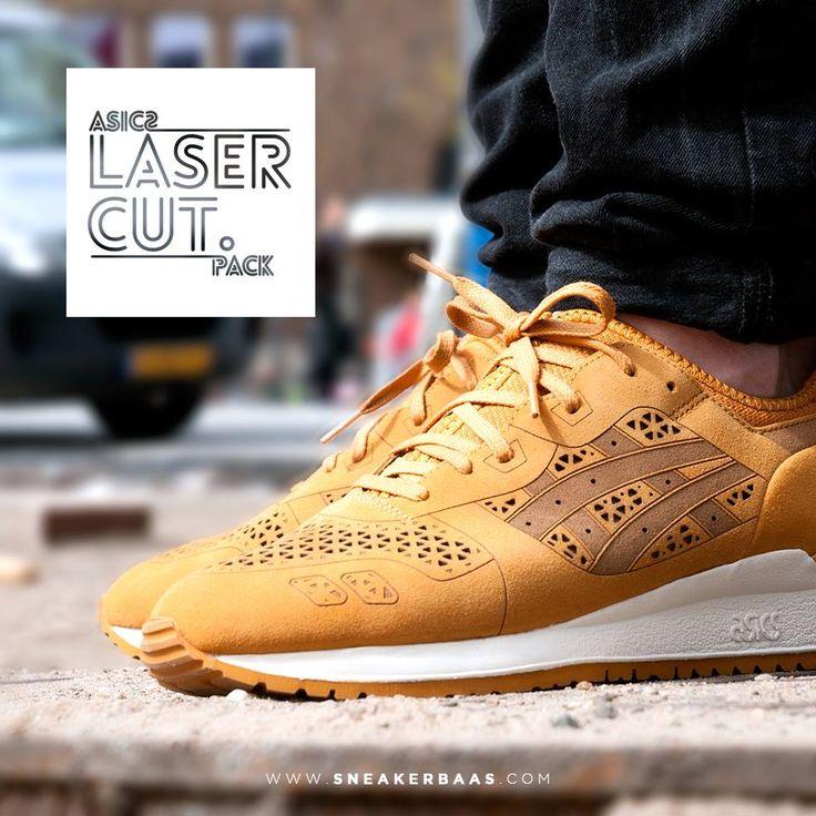 #asics #asicslaser #gel-LyteIII #sneakerbaas #baasbovenbaas  Asics Gel-lyte III ''Laser Cut'' pack - Shop now!  For more info about your order please send an e-mail to webshop #sneakerbaas.com!