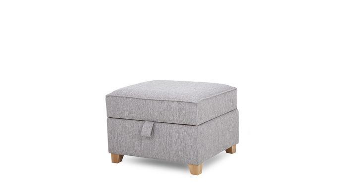 Angelic Storage Footstool  | DFS