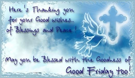 Good Friday Quotes | Happy Good Friday Wishes, Prayers, Orkut Scraps and Good Friday Quotes ...