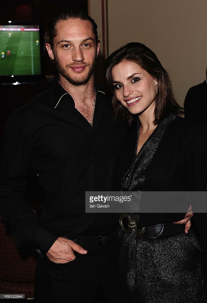 Tom Hardy and Charlotte Riley attend the English National ballet cocktail reception at the Royal Albert Hall on June 15, 2010 in London, England.