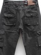 Spodnie męskie (bojówki) 30-39