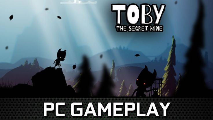 Toby: The Secret Mine - Gameplay PC