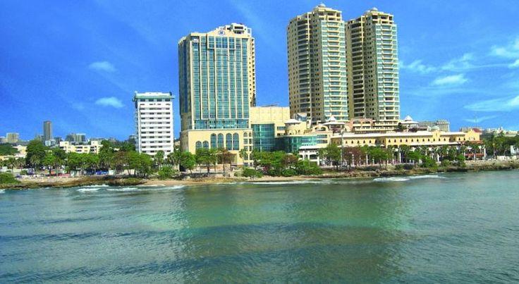 HOTEL ドミニカ・サントドミンゴのホテル>カリブ海を一望する屋外プールを併設しています。>ヒルトン サント ドミンゴ(Hilton Santo Domingo)