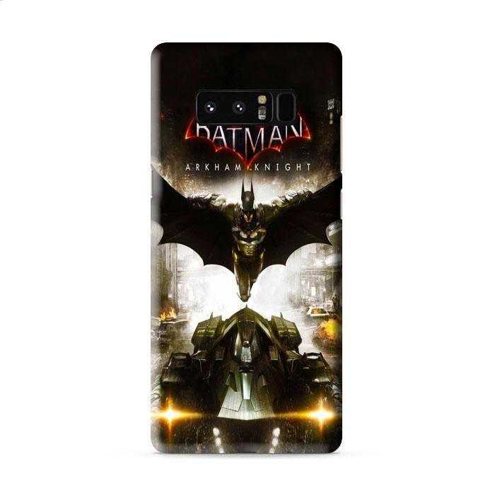 Batman Arkham Knight Batmobile Samsung Galaxy Note 5 3D Case Caseperson
