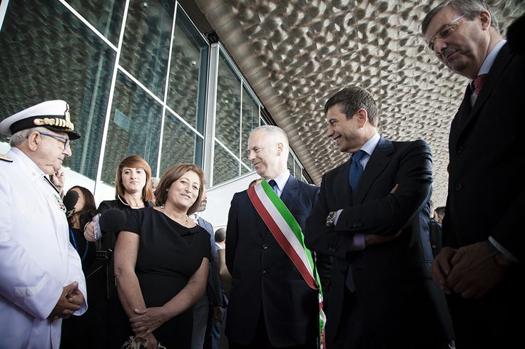 Ministro Maurizio Lupi alla presentazione del 54° Salone Nautico di Genova