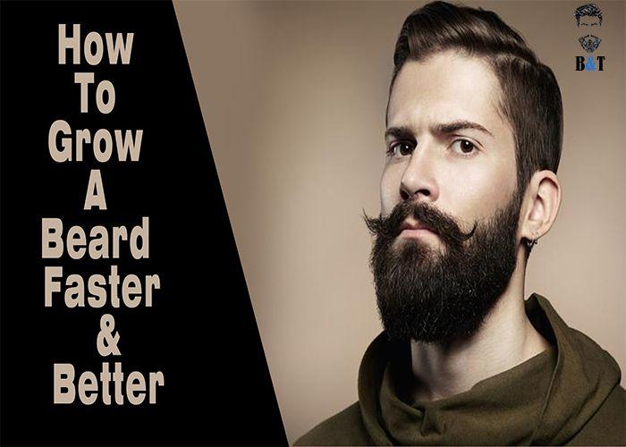 133 best beard tricks images on pinterest beards beard styles how to grow a beard faster urmus Choice Image