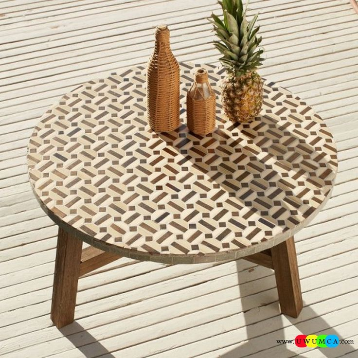 Furniture:Rustic Outdoor Summer Lounge Furniture Collection Easy Summer Garden Lounge Escapes Sofas Chairs Bar Table Set Mosaic Coffee Table Luxurious Outdoor Decor Fruniture Collection To Enliven Your Relaxed Summer Lounge!
