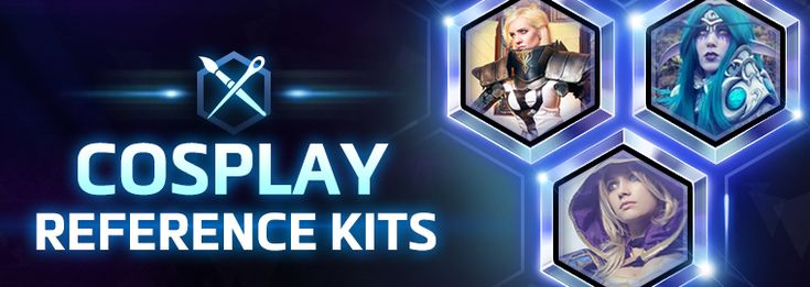 Want to cosplay in style for BlizzCon or your other favorite conventions? We've got some handy Blizzard Hero reference kits for new or experience…