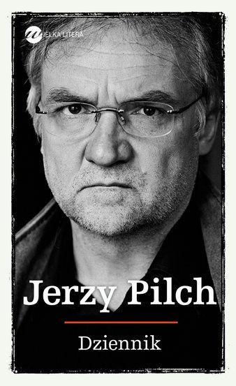 Jerzy Pilch DZIENNIK #books #literature #książki #poland