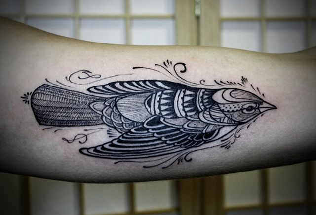 tattoo david hale