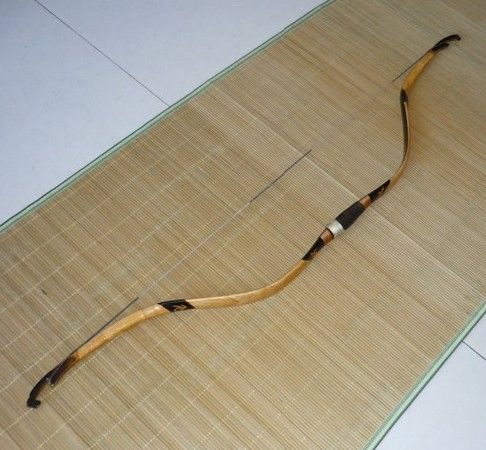 Korean Horn Bow  Korea Horn bow is smallest of world . It has very elasticity and Power. archery was a way of kind of mental training in korea .
