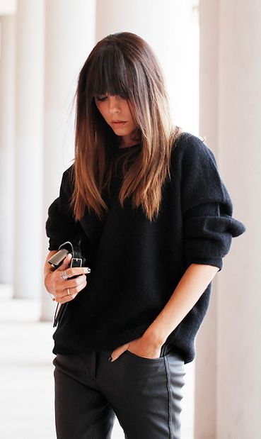 Love Full Fringe Hairstyles? wanna give your hair a new look ?