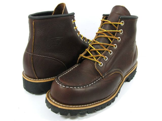 Rakuten: Red Wing REDWING 8146 IRISH SETTER 6INCH MOC TOE DARK BROWN WORK Red Wing Irish setter 6-inch モックトゥ モカシントゥ boots leather Red Wing ◆- Shopping Japanese products from Japan