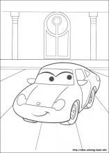 63 Best Disney S Cars Coloring Sheets Images On